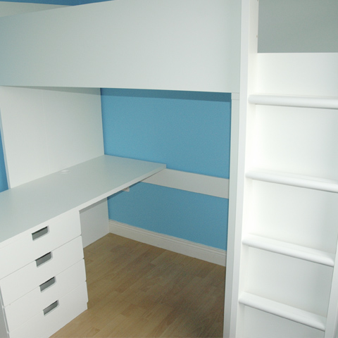 Assembled IKEA Bunkbed Galway