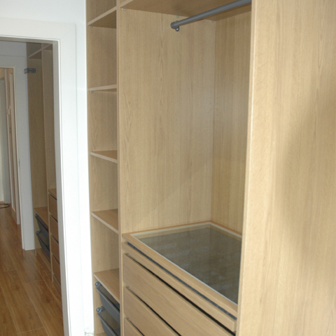 Assembled IKEA Wardrobe Galway